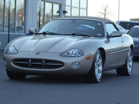 2003 Jaguar XK-Series
