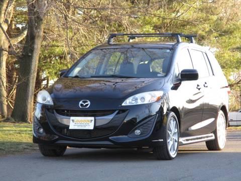2012 Mazda MAZDA5 for sale at Loudoun Used Cars in Leesburg VA