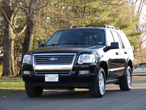 2009 Ford Explorer for sale at Loudoun Used Cars in Leesburg VA