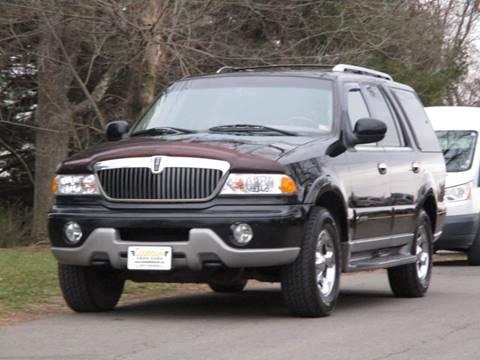 2001 Lincoln Navigator for sale at Loudoun Used Cars in Leesburg VA