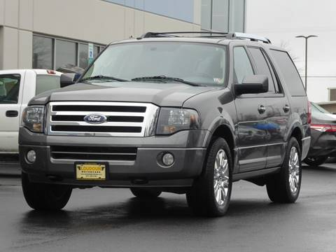 2011 Ford Expedition for sale at Loudoun Used Cars - LOUDOUN MOTOR CARS in Chantilly VA