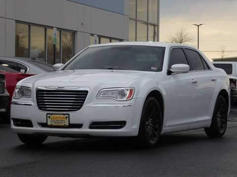 2012 Chrysler 300 for sale at Loudoun Used Cars - LOUDOUN MOTOR CARS in Chantilly VA