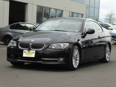 2012 BMW 3 Series for sale at Loudoun Used Cars - LOUDOUN MOTOR CARS in Chantilly VA