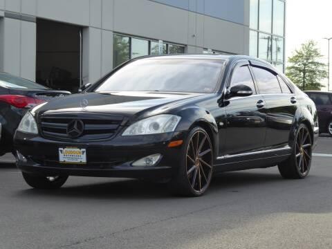 2007 Mercedes-Benz S-Class for sale at Loudoun Used Cars - LOUDOUN MOTOR CARS in Chantilly VA