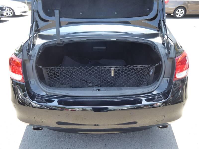 2008 Lexus GS 460 4dr Sedan - Chantilly VA