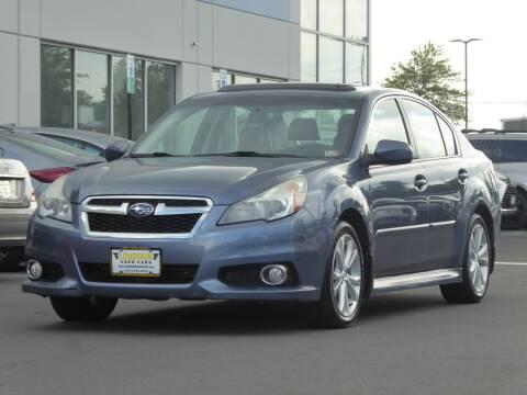 2014 Subaru Legacy for sale at Loudoun Used Cars in Leesburg VA