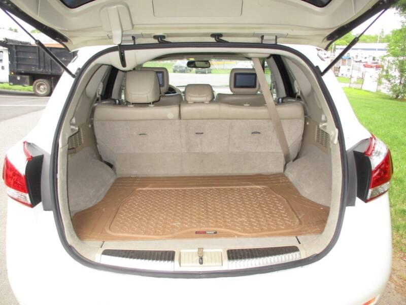 2011 Nissan Murano AWD SL 4dr SUV - Leesburg VA