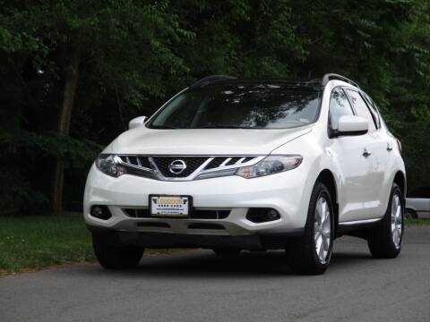 2011 Nissan Murano for sale at Loudoun Used Cars in Leesburg VA
