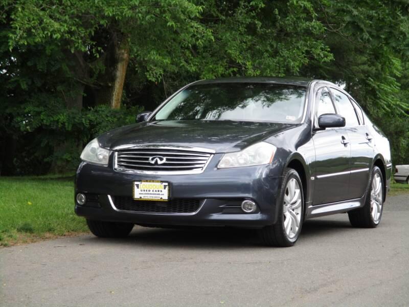 2009 Infiniti M35 for sale at Loudoun Used Cars in Leesburg VA