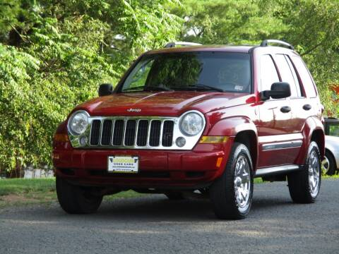 2005 Jeep Liberty for sale at Loudoun Used Cars in Leesburg VA
