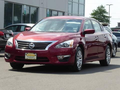 2013 Nissan Altima for sale at Loudoun Used Cars - LOUDOUN MOTOR CARS in Chantilly VA