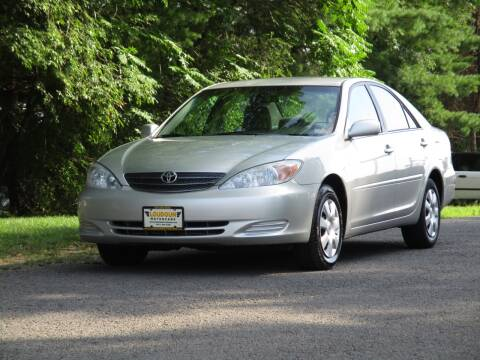 2004 Toyota Camry for sale at Loudoun Used Cars in Leesburg VA