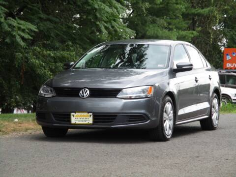 2011 Volkswagen Jetta for sale at Loudoun Used Cars in Leesburg VA