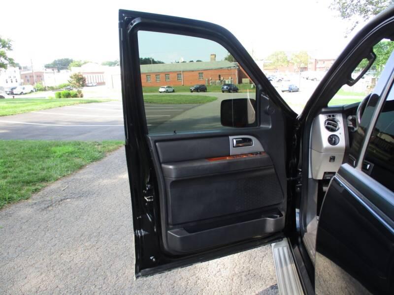 2007 Ford Expedition EL Eddie Bauer 4dr SUV 4x4 - Leesburg VA
