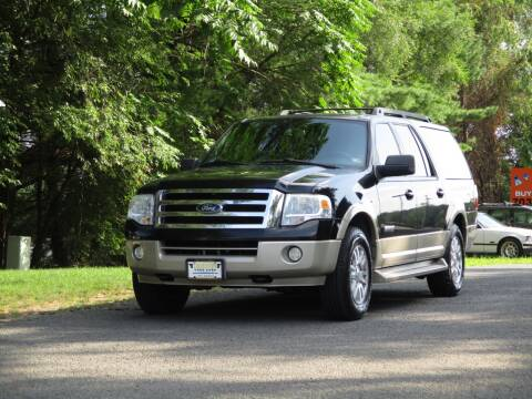 2007 Ford Expedition EL for sale at Loudoun Used Cars in Leesburg VA