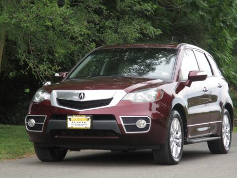 2010 Acura RDX for sale at Loudoun Used Cars in Leesburg VA