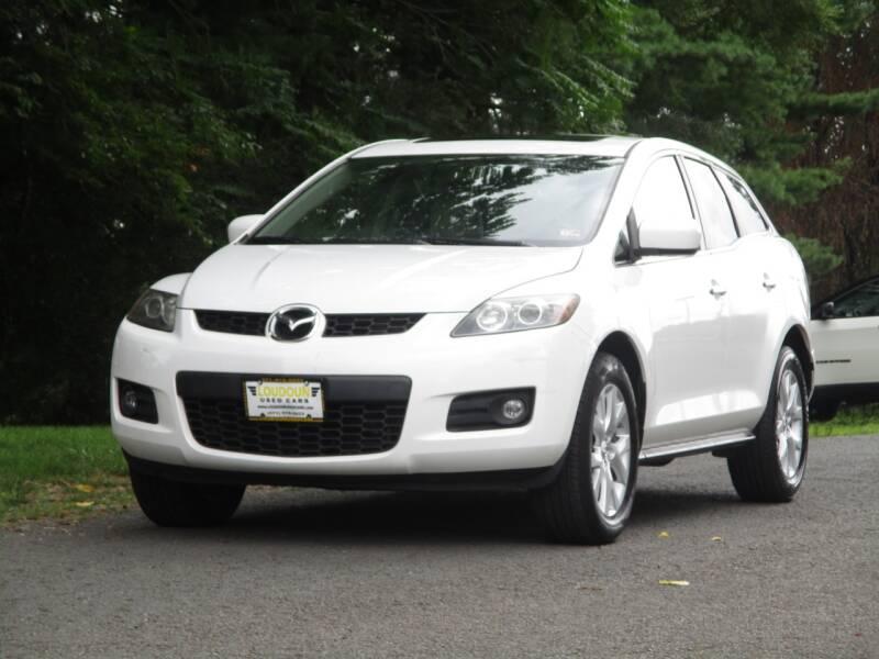 2007 Mazda CX-7 for sale at Loudoun Used Cars in Leesburg VA