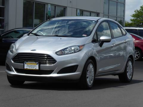 2014 Ford Fiesta for sale at Loudoun Used Cars - LOUDOUN MOTOR CARS in Chantilly VA