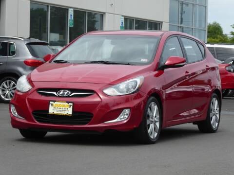 2013 Hyundai Accent for sale at Loudoun Used Cars - LOUDOUN MOTOR CARS in Chantilly VA