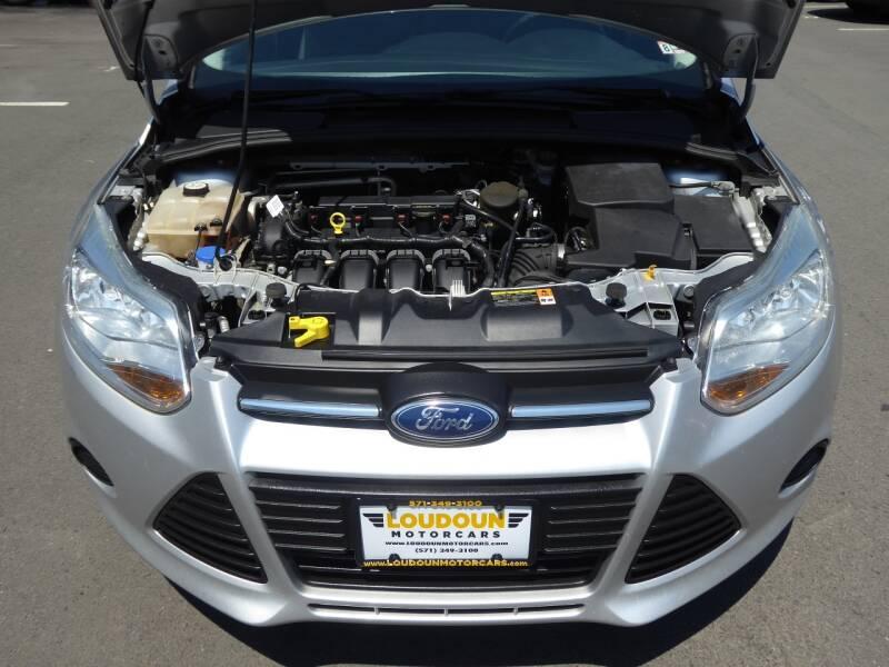 2013 Ford Focus SE 4dr Hatchback - Chantilly VA