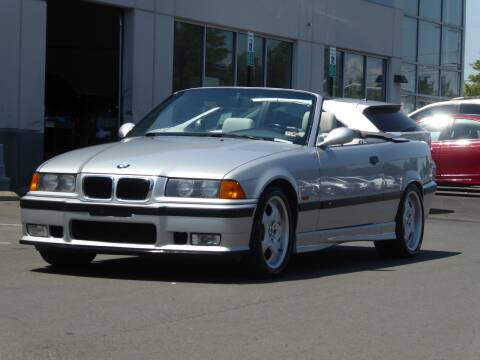1999 BMW M3 for sale at Loudoun Used Cars - LOUDOUN MOTOR CARS in Chantilly VA