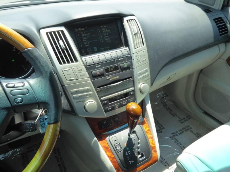 2007 Lexus RX 350 AWD 4dr SUV - Leesburg VA