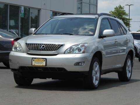 2007 Lexus RX 350 for sale at Loudoun Used Cars in Leesburg VA
