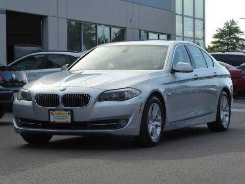 2011 BMW 5 Series for sale at Loudoun Used Cars - LOUDOUN MOTOR CARS in Chantilly VA