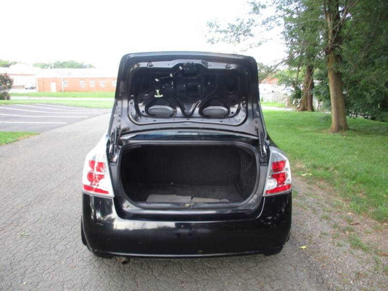 2008 Nissan Sentra 2.0 4dr Sedan - Leesburg VA