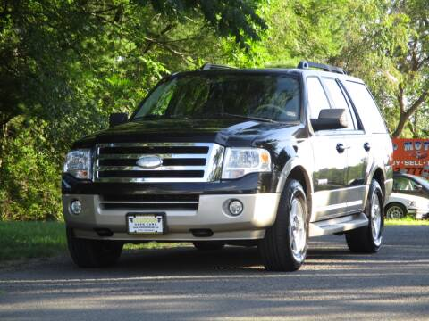 2007 Ford Expedition for sale at Loudoun Used Cars in Leesburg VA