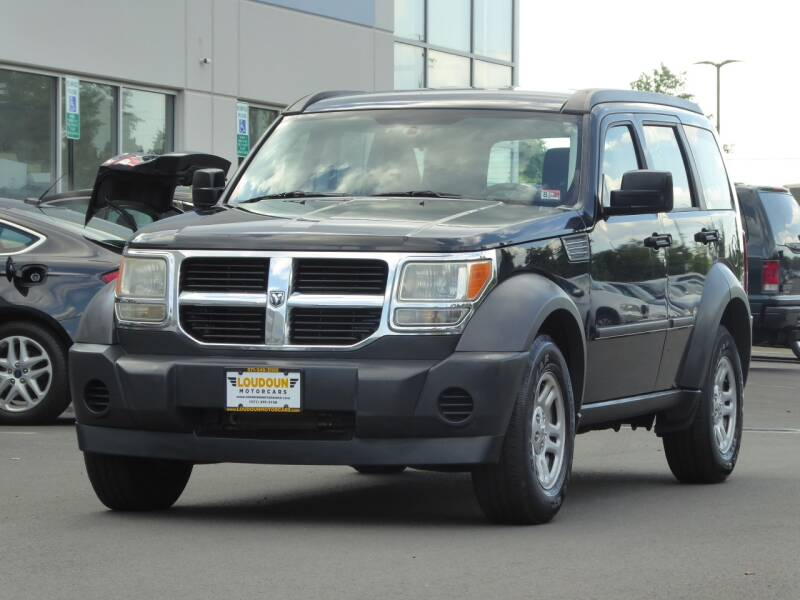 2008 Dodge Nitro for sale at Loudoun Used Cars - LOUDOUN MOTOR CARS in Chantilly VA