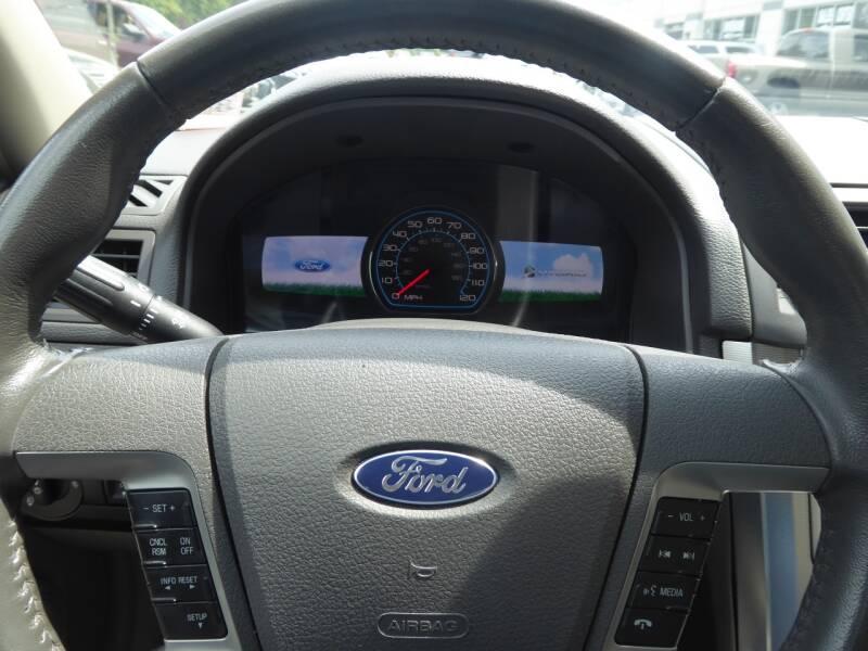 2011 Ford Fusion Hybrid 4dr Sedan - Chantilly VA