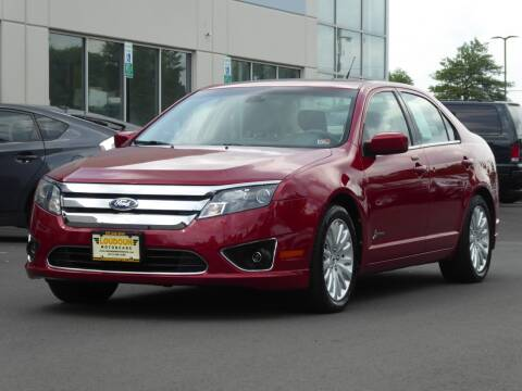 2011 Ford Fusion Hybrid for sale at Loudoun Used Cars - LOUDOUN MOTOR CARS in Chantilly VA