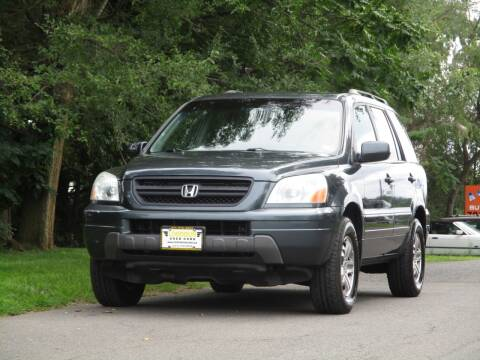 2005 Honda Pilot for sale at Loudoun Used Cars in Leesburg VA