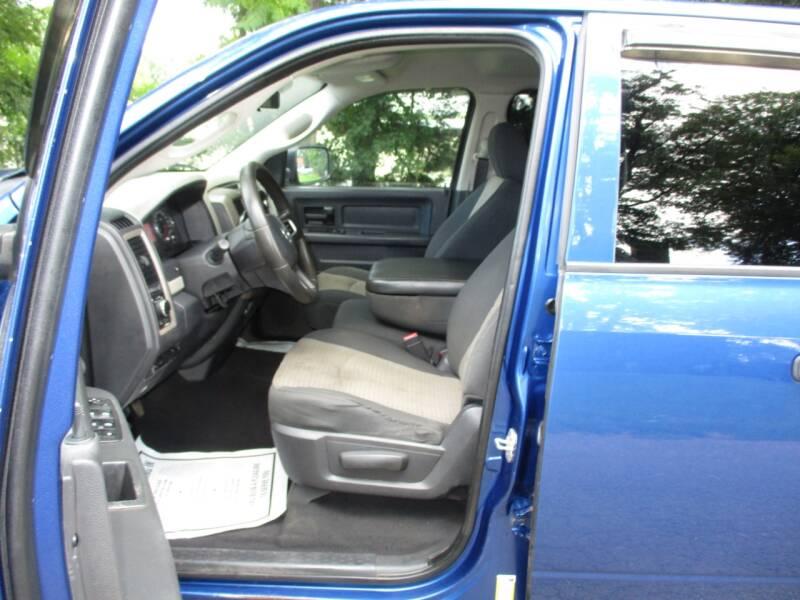 2011 RAM Ram Pickup 1500 4x4 ST 4dr Quad Cab 6.3 ft. SB Pickup - Leesburg VA