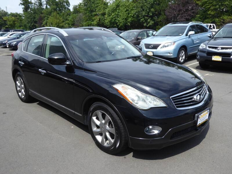 2008 Infiniti EX35 AWD Journey 4dr Crossover - Chantilly VA
