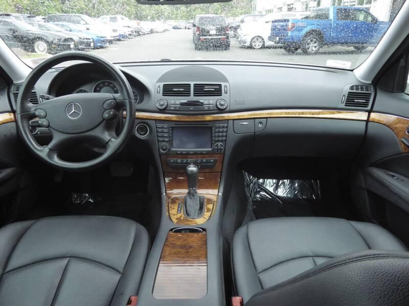 2007 Mercedes-Benz E-Class AWD E 350 4MATIC 4dr Sedan - Chantilly VA