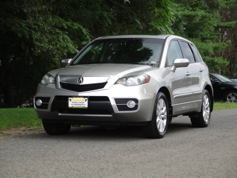 2011 Acura RDX for sale at Loudoun Used Cars in Leesburg VA