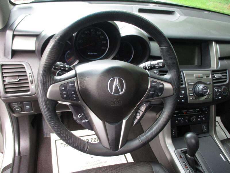 2011 Acura RDX SH-AWD 4dr SUV w/Technology Package - Leesburg VA