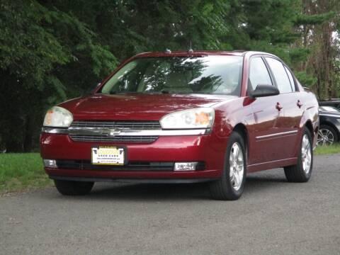 2005 Chevrolet Malibu for sale at Loudoun Used Cars in Leesburg VA