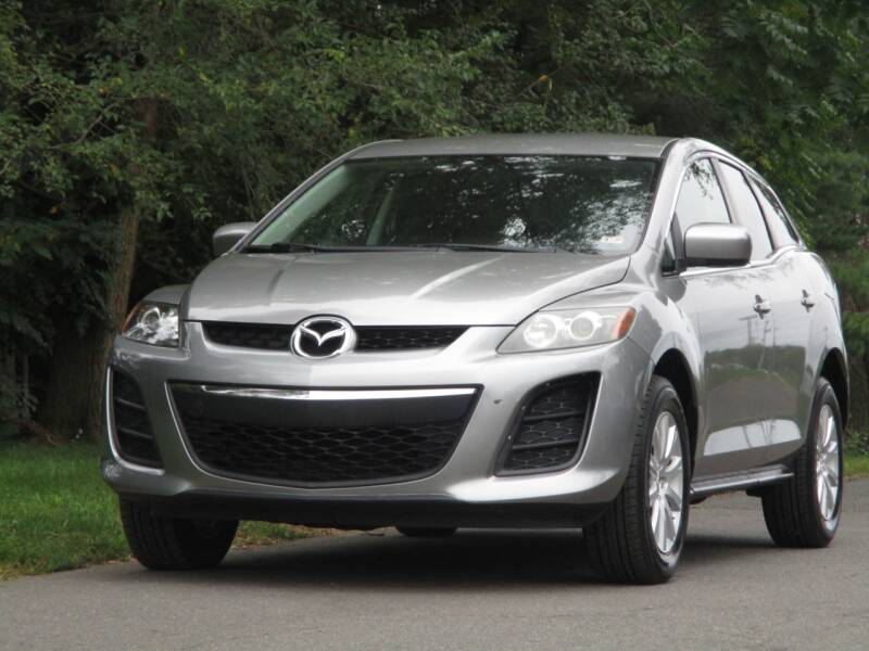2010 Mazda CX-7 for sale at Loudoun Used Cars in Leesburg VA