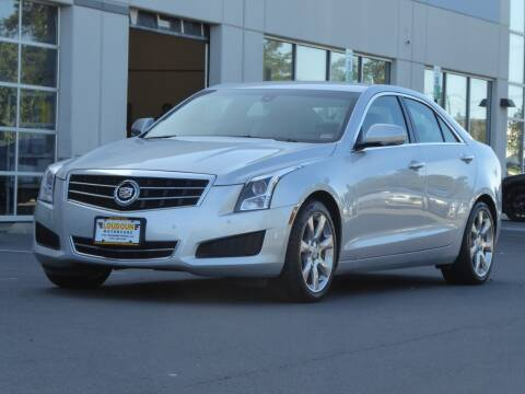 2013 Cadillac ATS for sale at Loudoun Used Cars - LOUDOUN MOTOR CARS in Chantilly VA