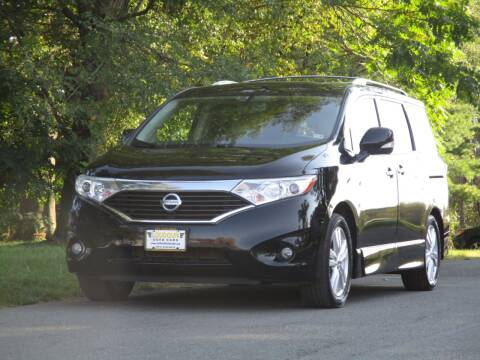 2013 Nissan Quest for sale at Loudoun Used Cars in Leesburg VA
