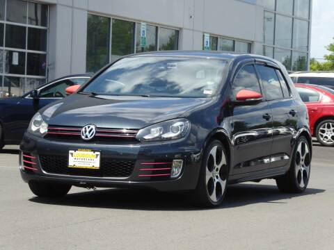 2011 Volkswagen GTI for sale at Loudoun Used Cars - LOUDOUN MOTOR CARS in Chantilly VA