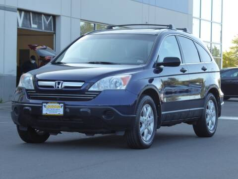 2008 Honda CR-V for sale at Loudoun Used Cars - LOUDOUN MOTOR CARS in Chantilly VA