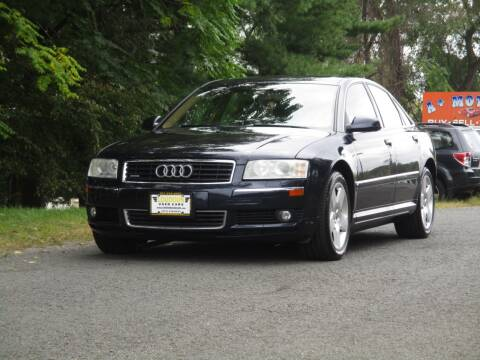2005 Audi A8 for sale at Loudoun Used Cars in Leesburg VA