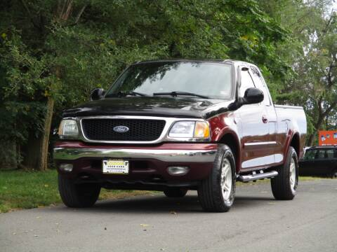 2003 Ford F-150 for sale at Loudoun Used Cars in Leesburg VA