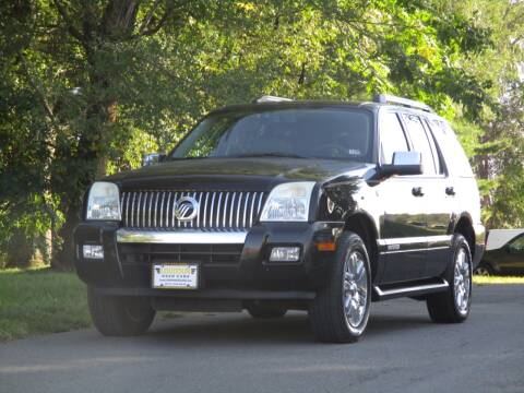 2008 Mercury Mountaineer for sale at Loudoun Used Cars in Leesburg VA