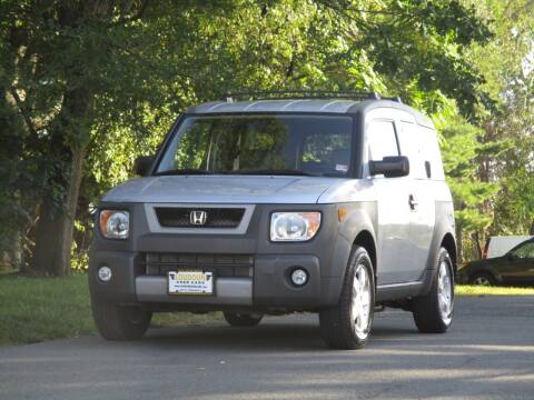 2004 Honda Element for sale at Loudoun Used Cars in Leesburg VA