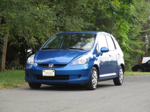 2008 Honda Fit for sale at Loudoun Used Cars in Leesburg VA